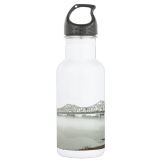 Bridge spanning the Ohio River Stainless Steel Water Bottle