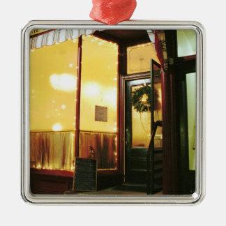 Bridge Street Café – Magic in the Night Ornament