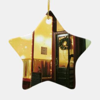 Bridge Street Café – Magic in the Night Christmas Ornaments