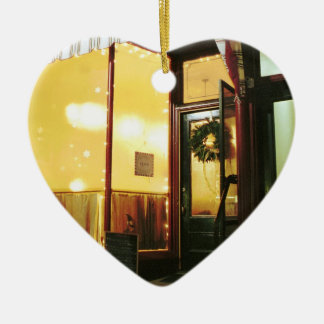 Bridge Street Café – Magic in the Night Ornaments