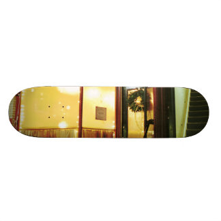 Bridge Street Café – Magic in the Night Custom Skate Board