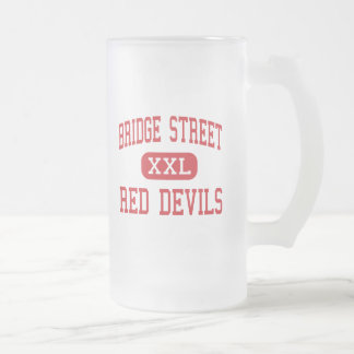 Bridge Street - Red Devils - Middle - Wheeling Mug