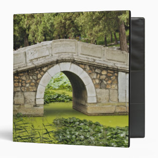 Bridge, Summer Palace, Beijing, China Binder
