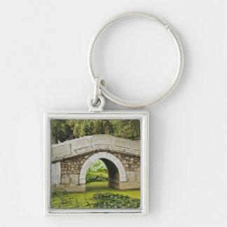 Bridge, Summer Palace, Beijing, China Keychain