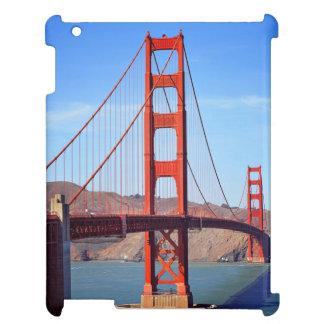 Bridge Themed, A Metal Bridge Built To  Join Two C iPad Case