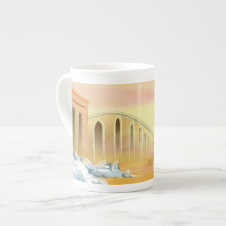 Bridge to Another World Tea Cup