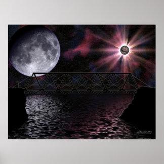 Bridge To Be Crossed Poster