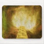 Bridge to everywhere mousepad