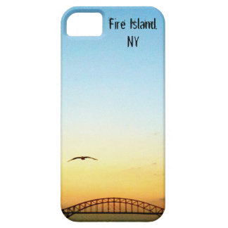 Bridge to Fire Island iPhone SE/5/5s Case
