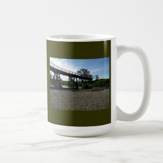 Bridge to no where coffee mug