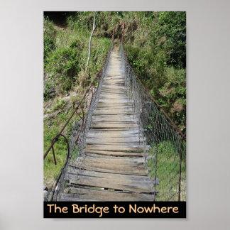 Bridge to Nowhere Poster