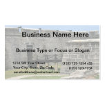 Bridge to St Augustine Fort across moat Business Card Template