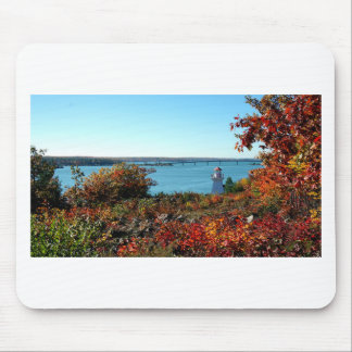 Bridge to St Joseph Island Mouse Pad