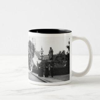 Bridge to the Cathedral, Breslau  Poland, c.1910 Coffee Mugs