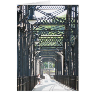 Bridge to the South Side Works Card