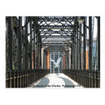 Bridge to the South Side Works, Pittsburgh PA Post Cards