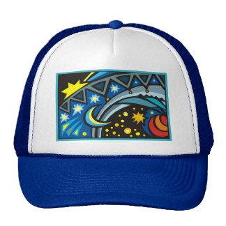 Bridge to the Stars Trucker Hat