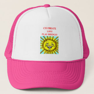 BRIDGE TRUCKER HAT