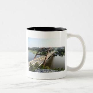 Bridge Two-Tone Coffee Mug