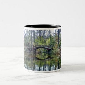 Bridge Two-Tone Mug