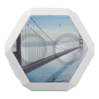 bridge white bluetooth speaker