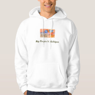 bridgecard, Big Pimp'n N Michigan ... - Customized Sweatshirt