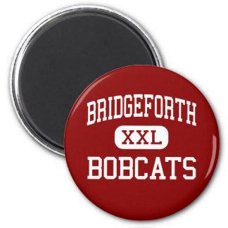 Bridgeforth - Bobcats - Middle - Pulaski Tennessee 2 Inch Round Magnet