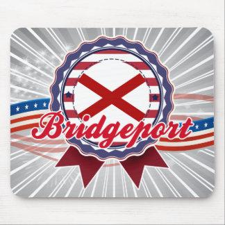 Bridgeport, AL Mousepad