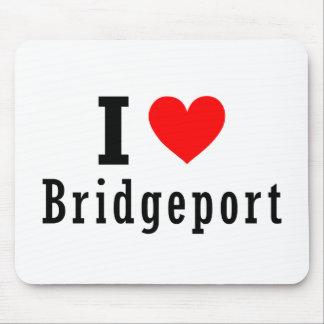 Bridgeport, Alabama City Design Mousepad