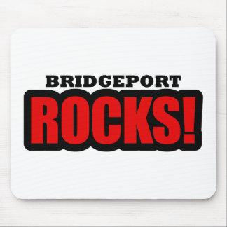 Bridgeport, Alabama City Design Mousepads
