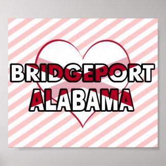 Bridgeport, Alabama Impresiones