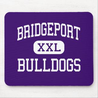 Bridgeport - Bulldogs - High - Bridgeport Nebraska Mouse Mats