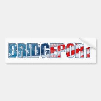 Bridgeport Bumper Sticker