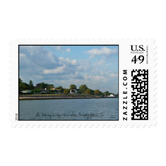 Bridgeport CT- St. Mary's by the Sea Stamps