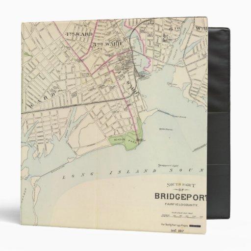 """Bridgeport, del sur carpeta 1 1/2"""""""