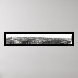 Bridgeport, foto 1913 del CT Poster
