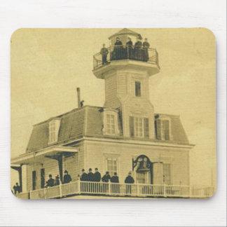 Bridgeport Harbor Lighthouse Mouse Pad