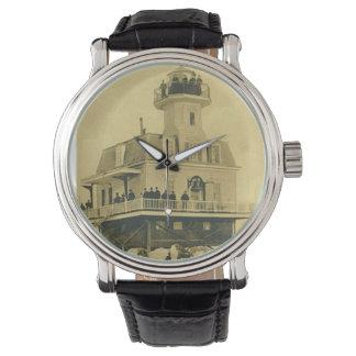 Bridgeport Harbor Lighthouse Wrist Watch