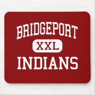 Bridgeport - Indians - High - Bridgeport Mouse Pad