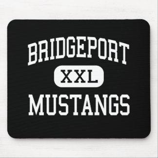 Bridgeport - Mustangs - High - Bridgeport Mouse Pad