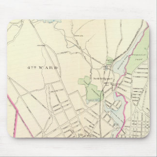 Bridgeport, north mouse pad