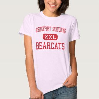 Bridgeport Spaulding - Bearcats - Middle - Saginaw Tee Shirt