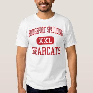 Bridgeport Spaulding - Bearcats - Middle - Saginaw Tshirt