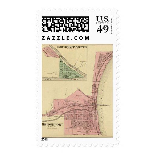 Bridgeport Stamp