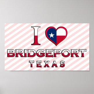 Bridgeport, Tejas Poster