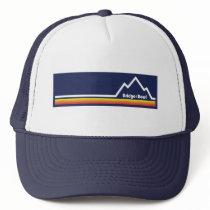Bridger Bowl, Montana Trucker Hat