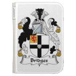 Bridges Family Crest Cases For Kindle