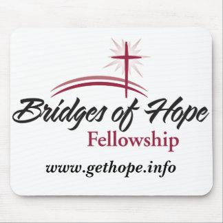 Bridges of Hope Logo Mousepad
