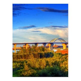 Bridges over the Bay Postcard