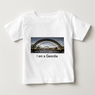 Bridges over the River Tyne Tee Shirt